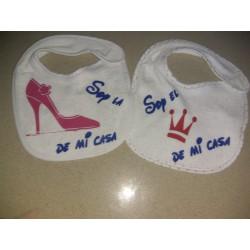 Baberos personalizados